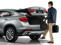 Бесконтактное открывание и закрывание двери багажника