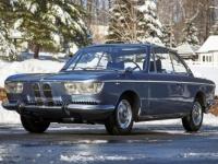 BMW New Class купе