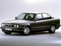 BMW 5 серия седан