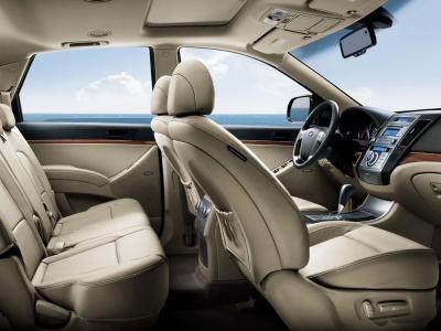 ������������ ����������� Hyundai ix55