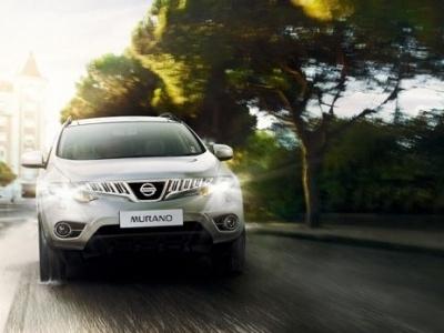 Nissan Murano. Система полного