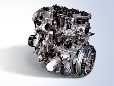 Двигатель EcoBoost 1.5