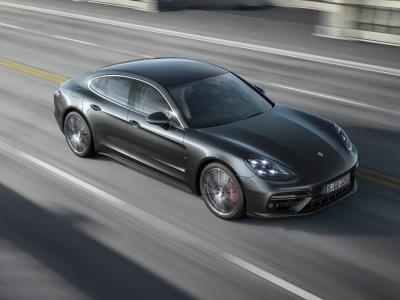 Porsche Traction Management (PTM)