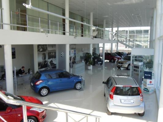 Продажа автомобилей в Белгороде