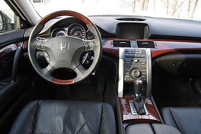 Honda Legend. Фото Кирилл Лебедев и Иван Ветренный с сайта gazeta.ru.