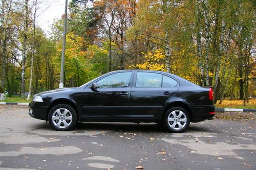 Skoda Octavia. Фото с сайта carclub.ru.