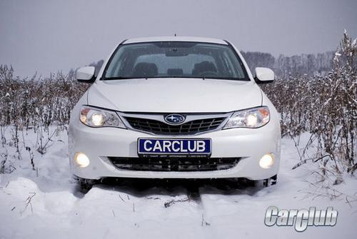 Subaru Impreza. Фото с сайта carclub.ru.