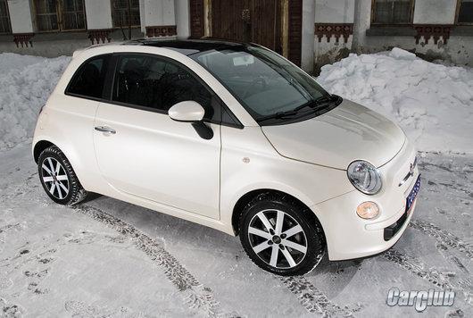 Fiat 500. Фото с сайта carclub.ru.