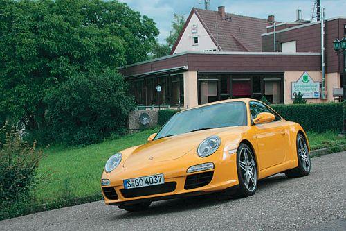 Porsche 911 Carrera 2009. Фото Porsche.
