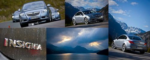 Тест-драйв Opel insignia. Фото Ленты.Ру и Opel.