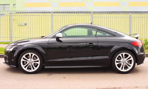Audi TTS. Фото Евгении Барановской с сайта autonews.ru.