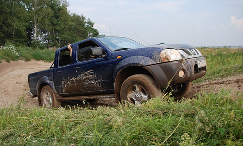Nissan NP300. Фото с сайта autonews.ru.