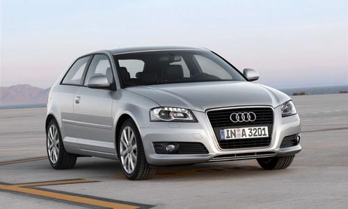 Audi A3. Фото Audi.