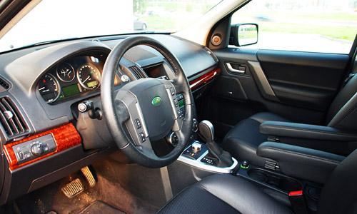 Land Rover Freelander 2. Фото с сайта autonews.ru.