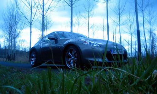 Nissan 370Z. Фото с сайта autonews.ru