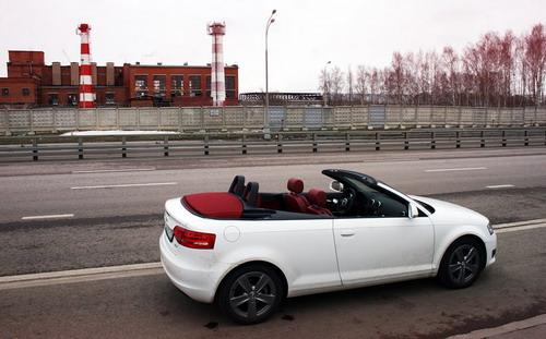 Audi A3 Cabrio. Фото c сайта autonews.ru