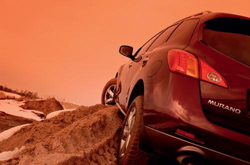 Nissan Murano. Фото Александра Страхова-Баранова с сайта club4x4.ru