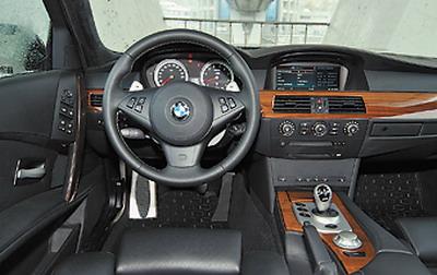 BMW M5. Фото с сайта WhatCar.ru.