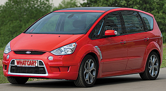 Ford S-Max. Фото с сайта whatcar.ru.