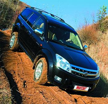Great Wall Hover. Фото с сайта whatcar.ru