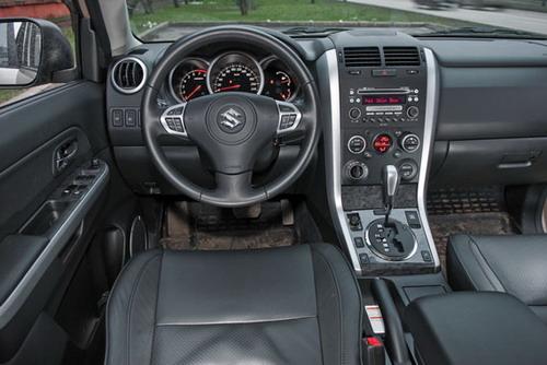 Suzuki Grand Vitara. Фото с сайта whatcar.ru