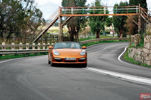 Ржавый мостик — бывшая линия старта-финиша... Фото Никиты Гудкова с сайта autoreview.ru