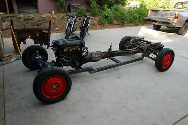 На eBay нашли первый Mazda Hot Rod 11 фото :: АвтоМания