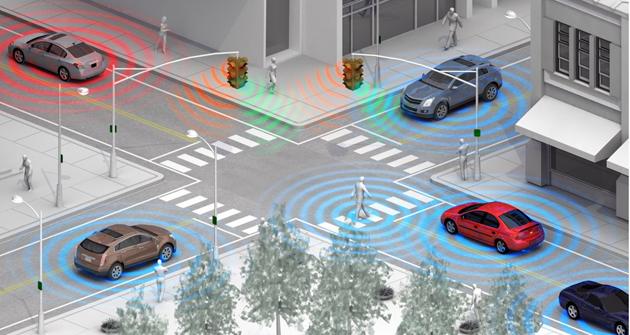 Определение местоположения пешеходов при помощи Wi-Fi сигнала