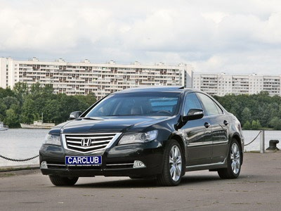 Honda Legend. Фото carclub.ru
