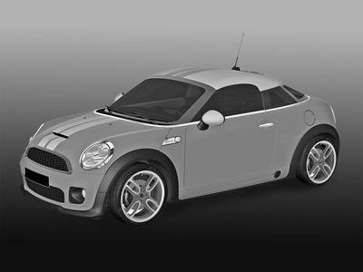 Mini Coupe. Иллюстрация с сайта autonews.ru