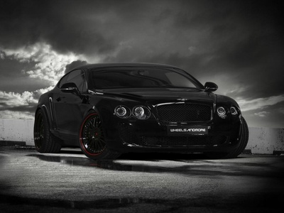 Bentley Continental Ultrasports 702 by wheelsandmore. Фото Wheelsandmore