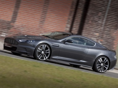 Aston Martin DBS от Edo Competition. Фото Edo Competition