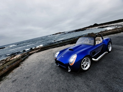 Iconiс AC Roadster. Фото Iconic Motors
