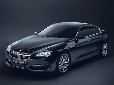 BMW Gran Coupe Concept. Фото BMW