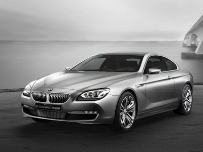 BMW 6-Series Coupe Concept. Фото BMW