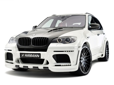 Hamann Flash Evo M. Фото Hamann