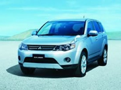 Outlander Navi Collection. Фото Mitsubishi