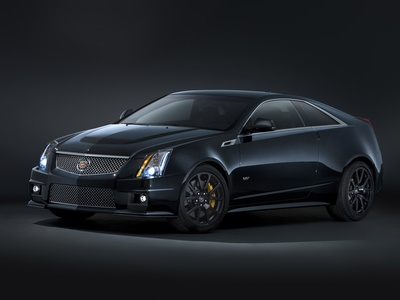 Cadillac CTS-V Black Diamond Edition. Фото Cadillac