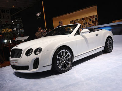 Bentley Continental Supersports. Фото Ленты.ру