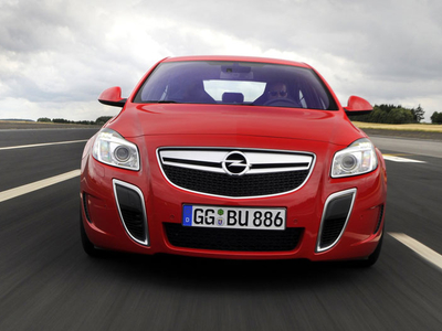 Opel Insignia OPC Unlimited. Фото Opel