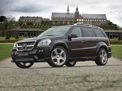 Mercedes-Benz GL от Carlsson. Фото Carlsson