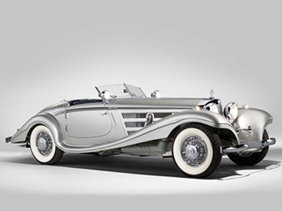 Mercedes-Benz 540 K Spezial Roadster. Фото RM Auctions