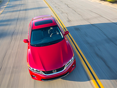 Североамериканская версия Honda Accord