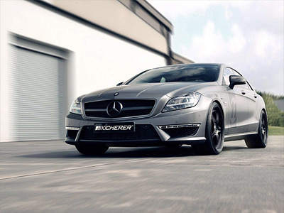 Mercedes-Benz CLS 63 AMG Yachting Edition