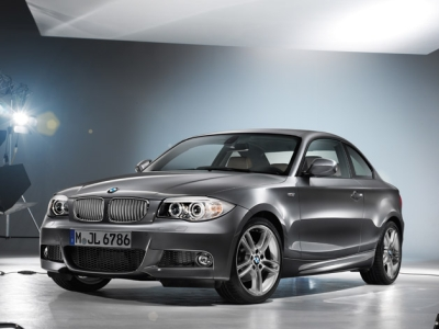 BMW Coupe 1-Series Limited Edition Lifestyle
