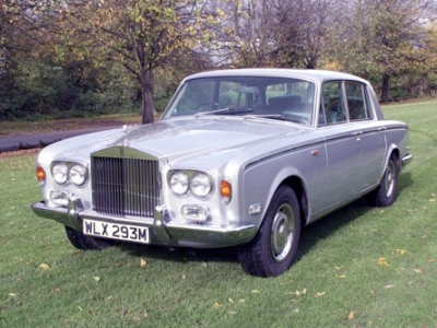 Rolls-Royce Silver Shadow Фредди Меркьюри