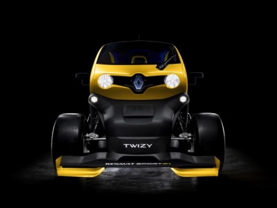 Renault Twizy Renaultsport F1