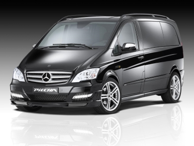 Mercedes-Benz Viano от JMS и Piecha Design