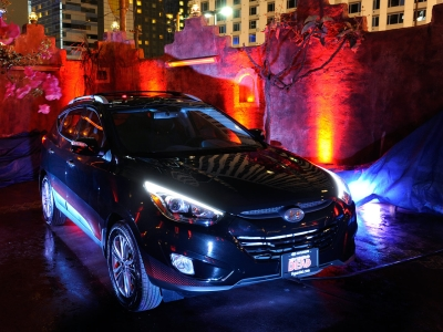 Hyundai Tucson «The Walking Dead» Special Edition