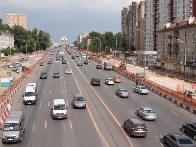 Платная объездная дорога Северный обход Одинцово